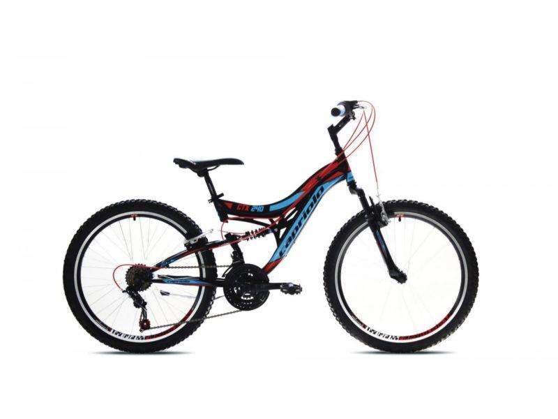 Capriolo CTX 240 2418ht crno-crveno 15 ( 917340-15 ) Bicikl
