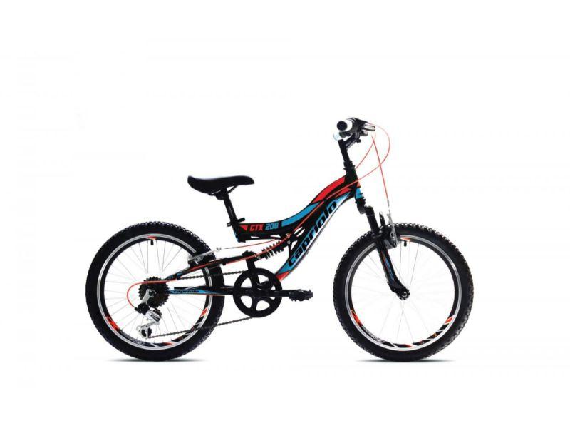 Capriolo CTX 200 206ht crno-crveno 11 ( 917330-11 ) Bicikl