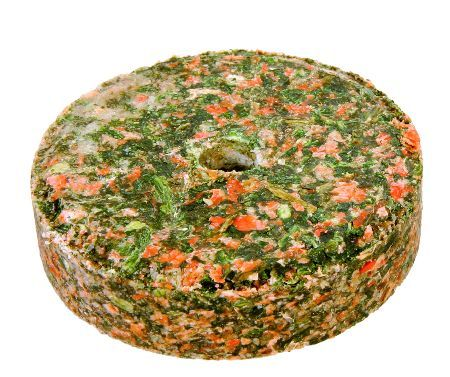 Trixie 2 kom kamena od min.soli sa biljk.i drž. po 60 g ( 60071 )