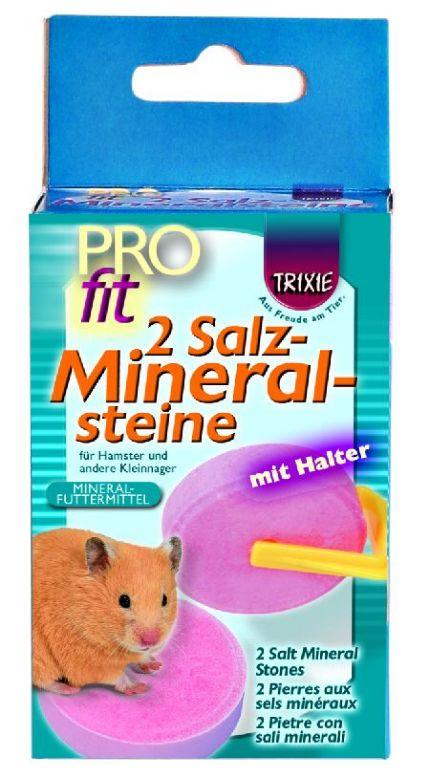 Trixie 2 kom.kamen od soli,sa drž. 54 g ( 6000 )