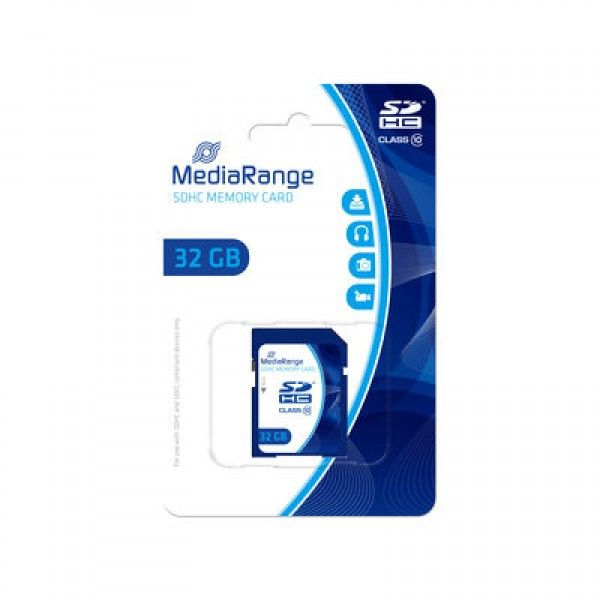 Mediarange 32GB SDHC class 10 MR964 ( MCMR964 )