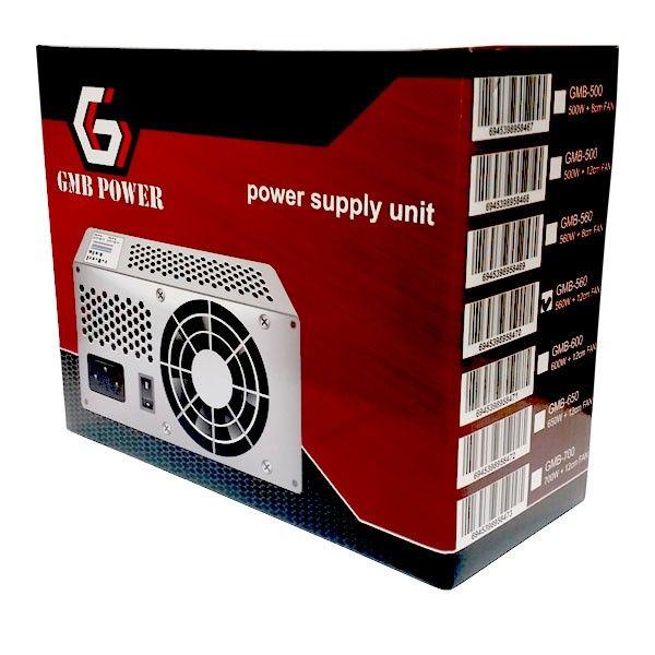 Gembird GMB-560 560W 12cm fan napajanje ( ATXG560W )
