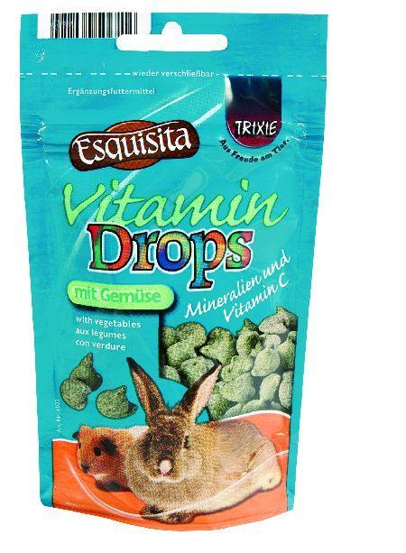 Trixie Bonbone vitaminske za zečeve sa povrčem,75gr ( 6022 )