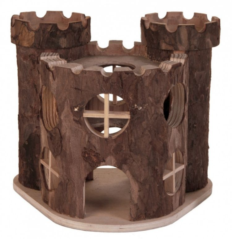 Trixie Dvorac za hrcka Matti Natural living 17x15x12cm ( 6168 )