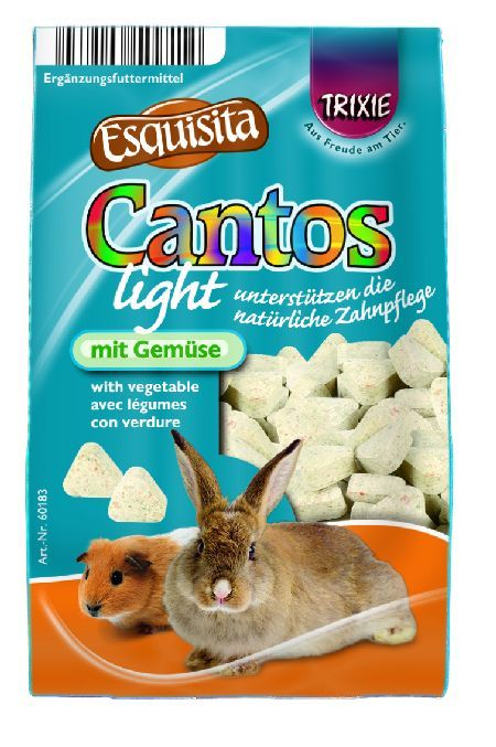 Trixie Esquista,Cantos posl.za glodare,povrce,50 gr ( 60183 )