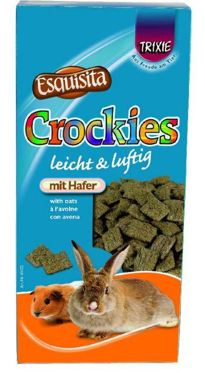 Trixie Happy Treats Crockies, posl. sa ovasom za glodare 100 g  ( 60422 )