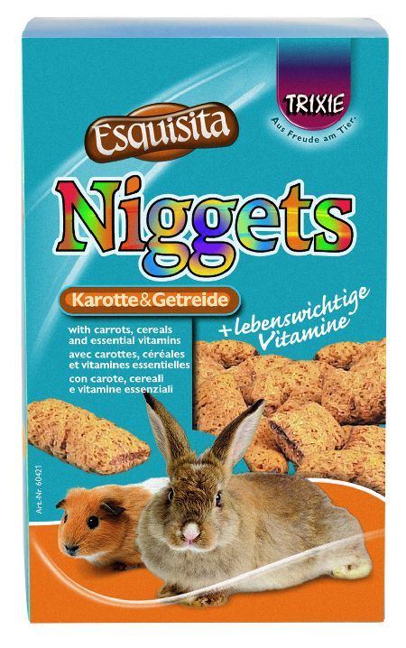 Trixie Happy Treats Niggets, posl. sa sargarepom za glodare  80 g  ( 60421 )