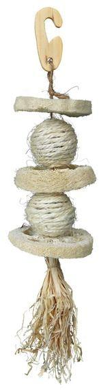Trixie Igracka za glodare, juta/morska trava/skvos biljka  30cm ( 61828 )
