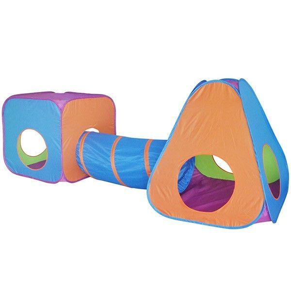 Knorr Toys Šator tunel i kocka ( 55250 )