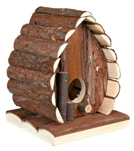 Trixie Kućica Solveig prirodna, 13x17x13cm ( 61706 )
