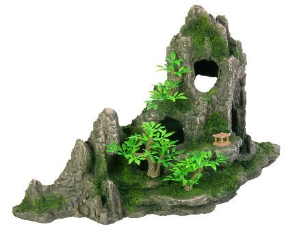 Trixie Stene sa biljkama, rupičaste 27.5cm ( 8854 )