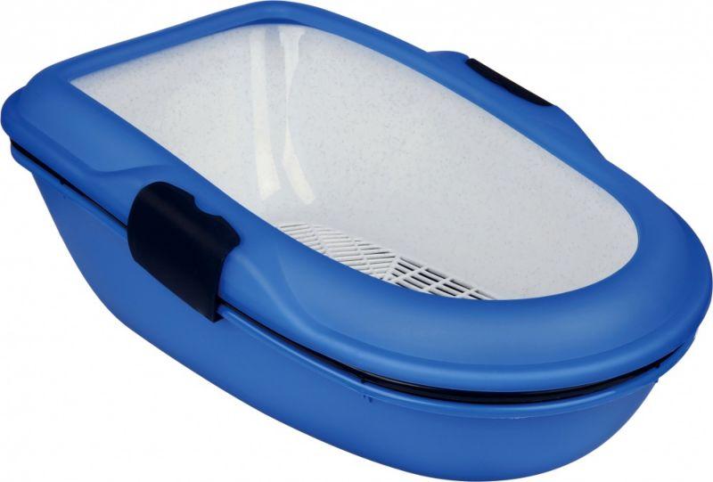 Trixie Toalet za macke Berto, sa ramom, plavi ( 40152 )