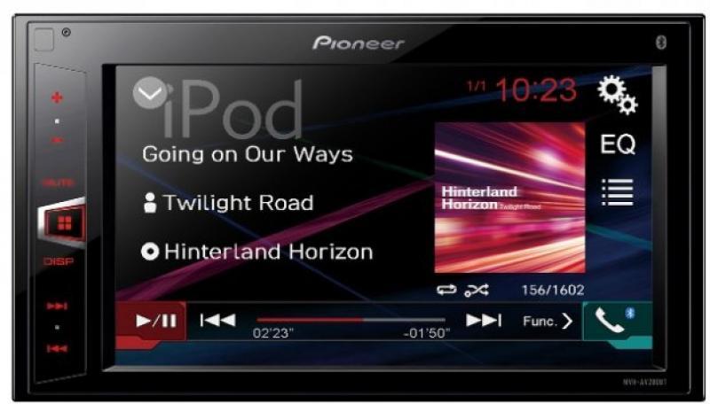 Pioneer Auto multimedia MVH-AV190 ( 000163 )