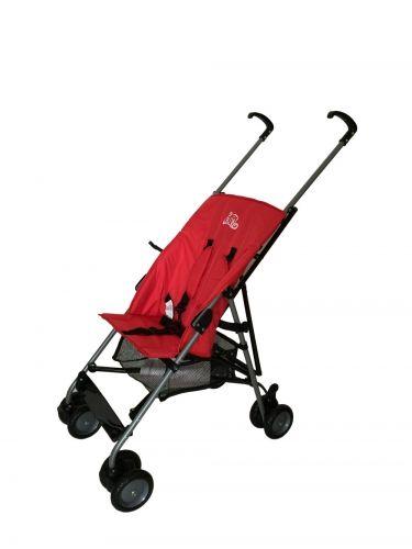Puerri BJW kolica za bebe Sun bez tende crvena ( 5020572 )