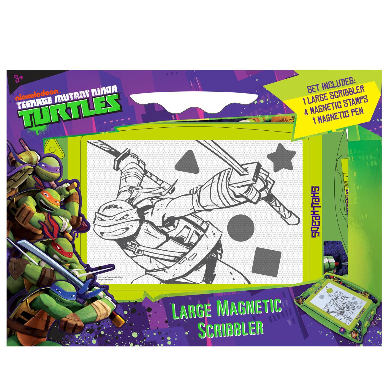 Ploca za crtanje TMNT 35x47,5x4cm ( 35-665000 )