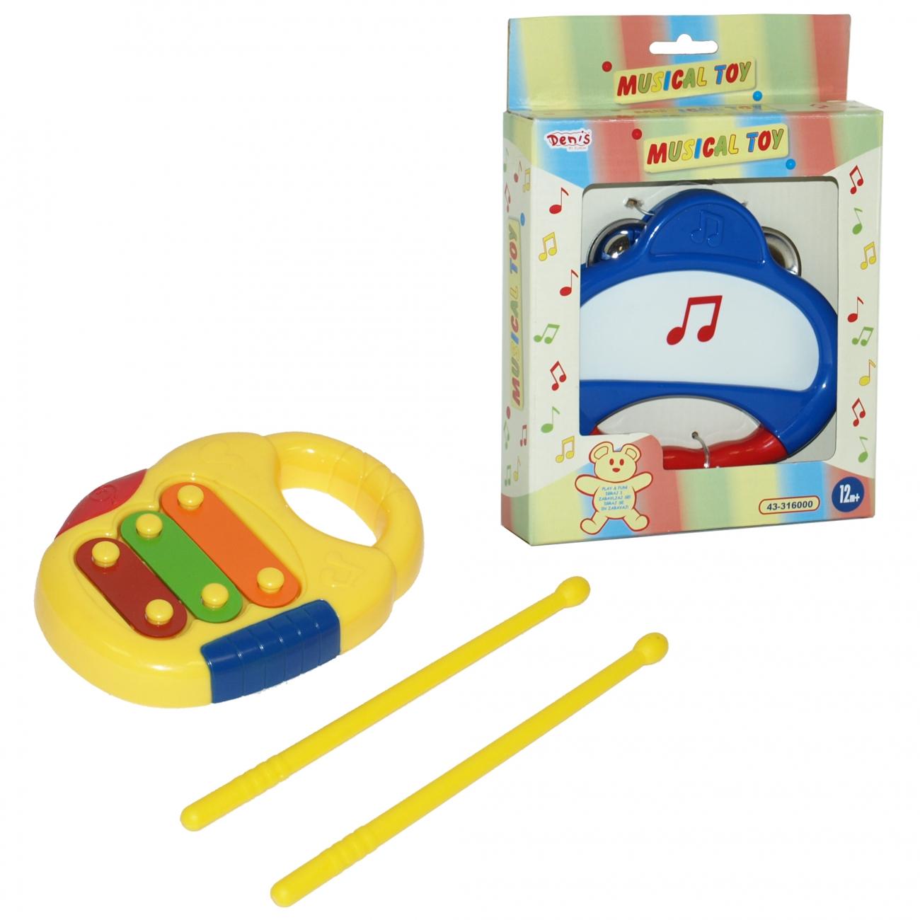 Muzički instrument 2 vrste ( 43-316000 )