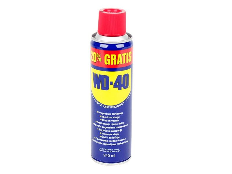Domaći sprej za otklanjanje rđe 200ml ( WD40-200 )