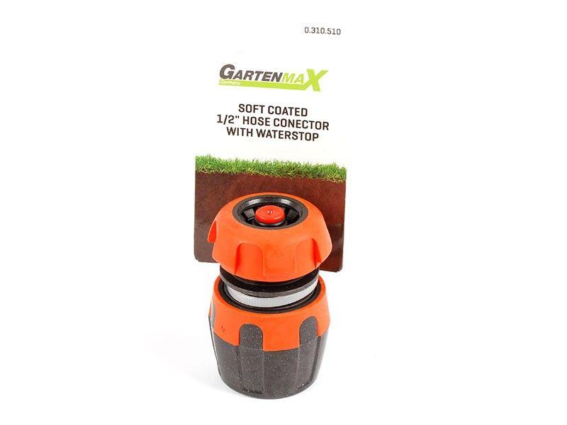 Gartenmax spojka plastična 1/2 sa stopom-lux ( 0310510 )