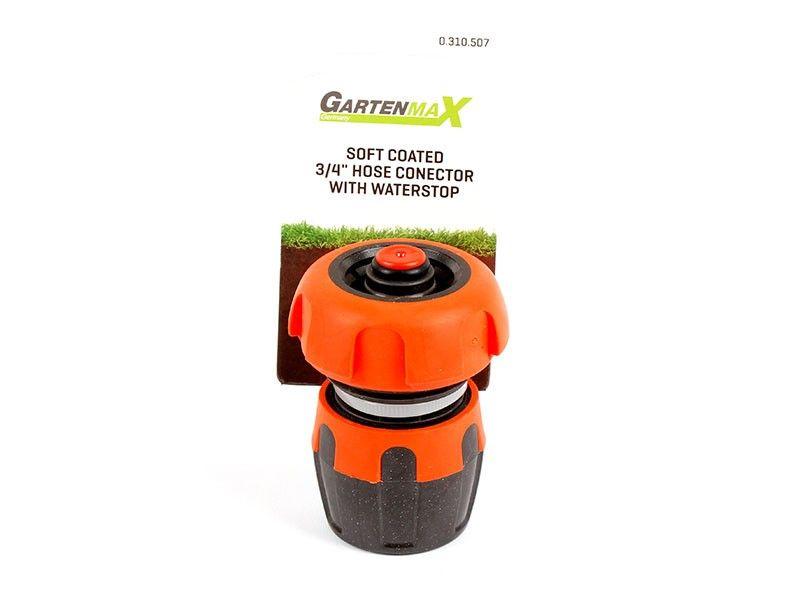 Gartenmax spojka plastična 3/4 sa stopom-lux ( 0310507 )