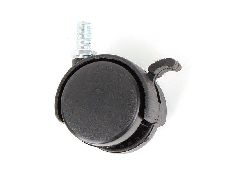 Haus točak plastični sa navojem-dupli ( 76590021 )