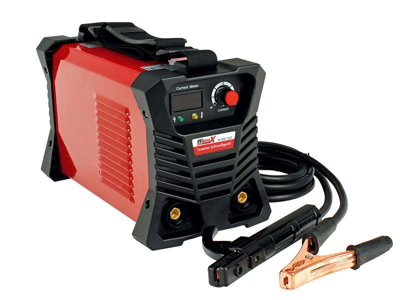 Womax W-ISG 160 aparat za zavarivanje invertorski ( 77016190 )