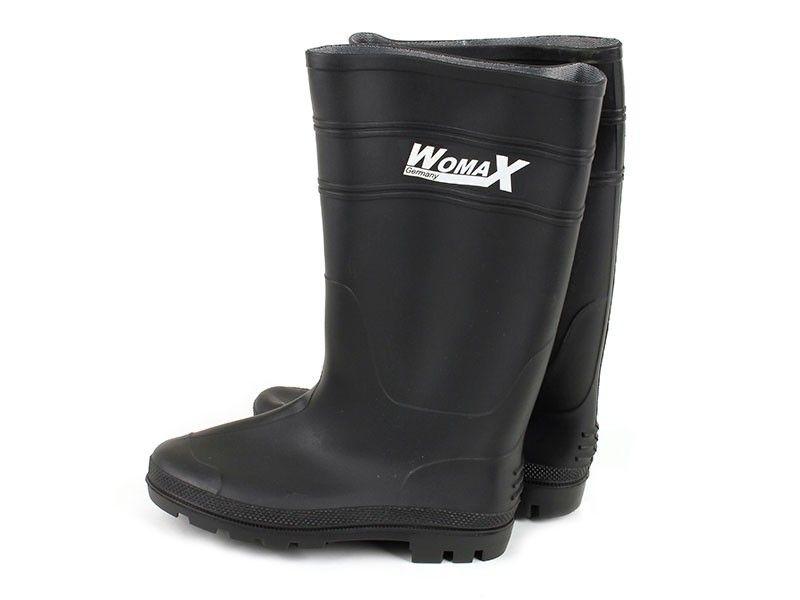 Womax čizme crne vel.44 ( 0106552 )