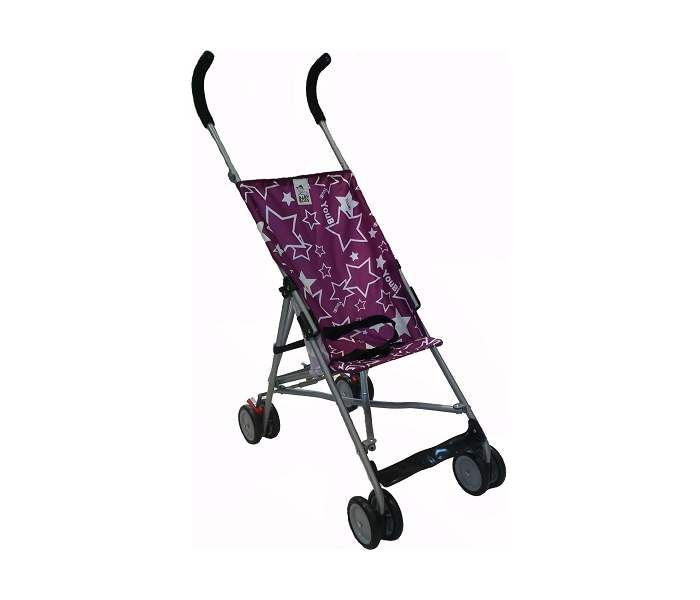 Baby Boss Kolica little stars violet ( H208VIOLET )