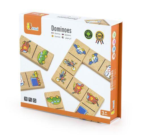 Viga Drvene domine - životinje ( 0125206 )