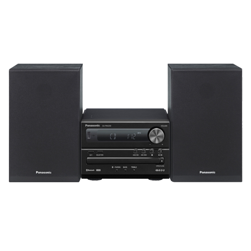 Panasonic SC-PM250EG-K bluetooth mikro linija