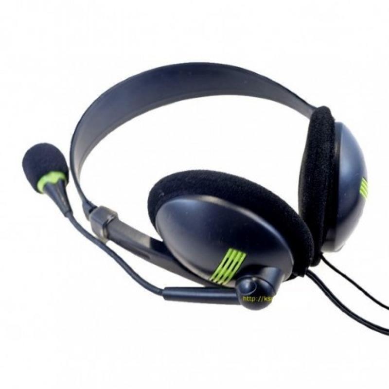 Jedel Slušalilce JD-440 + mikrofon ( 00SK01 )