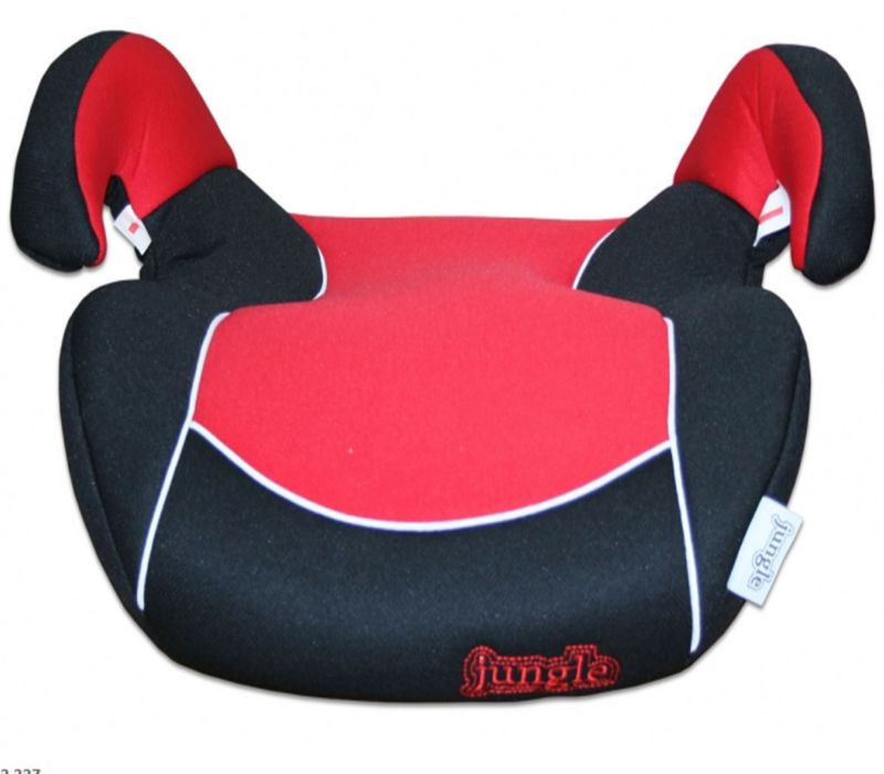 Jungle Autosedište Booster ( 012206 ) DS04 15-36kg RED