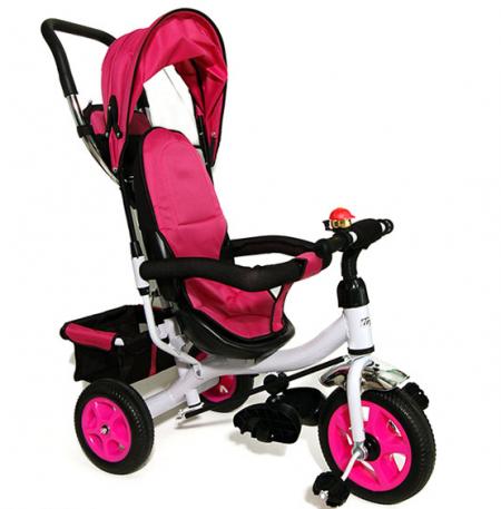 NouNou Tricikl pink trixie ( TR5180P )