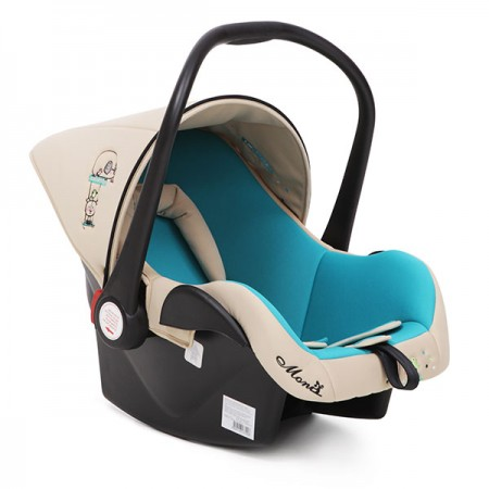 Cangaroo Autosedište Baby travel turquoise ( CAN7028T )