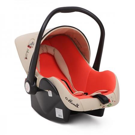 Cangaroo Autosedište Baby travel orange ( CAN7028OR )