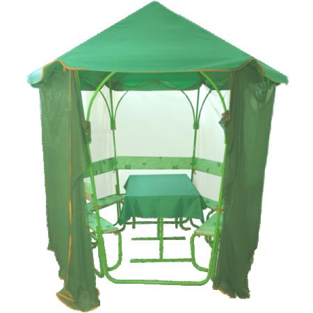 HJ Letnjikovac za vikendicu Porodični, 5 sedišta (poklon - sto i komarnik-mrežica) ( acn-gf-5 )