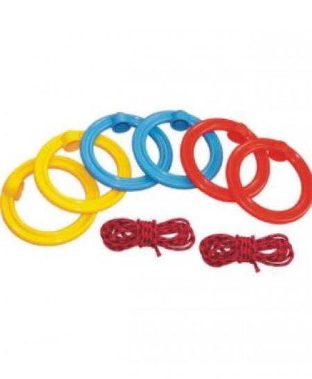HJ Gimnastički krugovi sa sistemom za kačenje ( gp3072 )