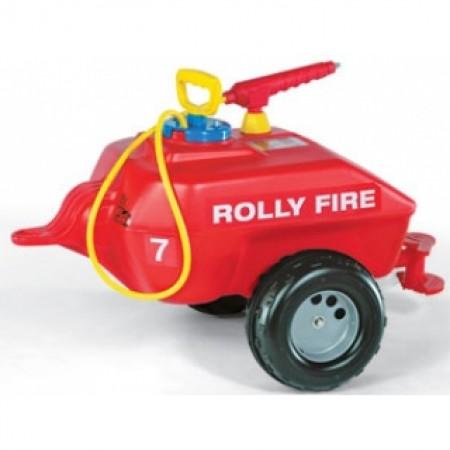 Rolly Toys Prikolica Vacumax Fire ( 122967 )
