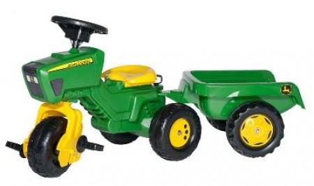Rolly Toys Traktor John Deere sa prikolicom ( 052769 )