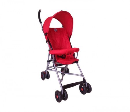 Baby Boss Kolica Vista deep red classic ( H208-19DEEP RED )