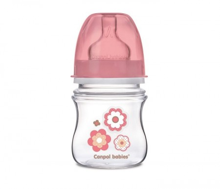 Canpol baby flašica easy start 120ml newborn baby ( 35/216P )
