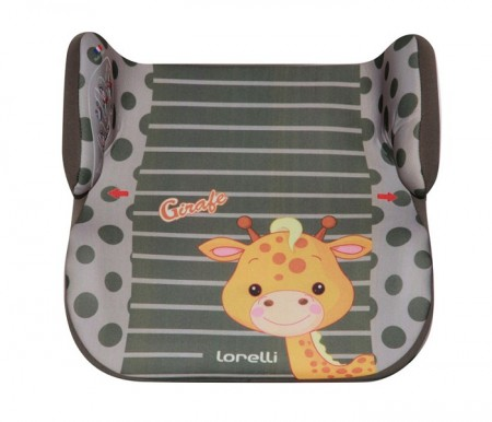 Lorelli Bertoni Autosedište Topo comfort 15-36 animals- giraffe ( 10070990004 )