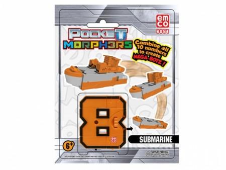 Pocket Morphers igračka broj 8 ( 6640029 )