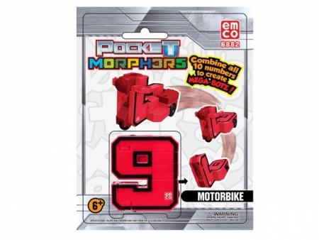 Pocket Morphers igračka broj 9 ( 6640030 )