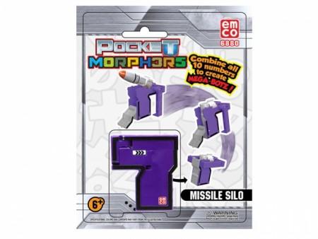 Pocket Morphers igračka broj 7 ( 6640028 )