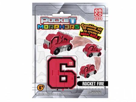 Pocket Morphers igračka broj 6 ( 6640027 )