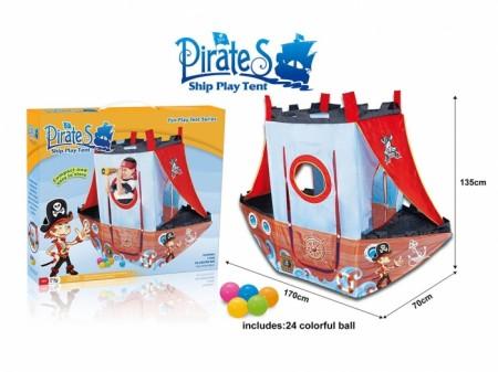 Qunsheng Toys piratski šator ( 6960001 )