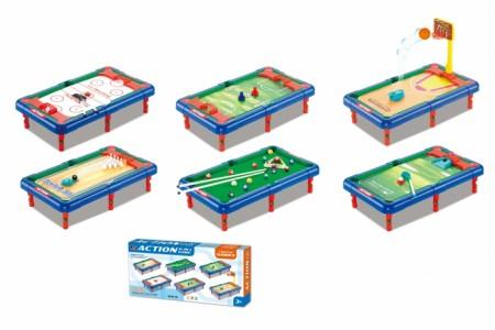 Qunsheng Toys stone igre 6u1 ( 6970023 )