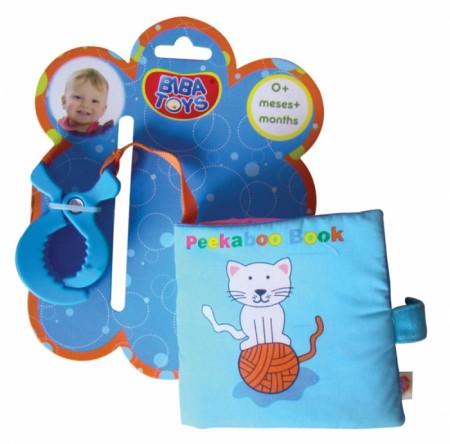 Biba Toys igračka viseća mekana knjiga ( 6220314 )