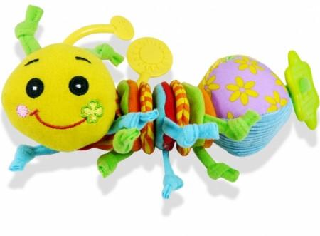 Biba Toys viseća igračka vesela gusenica ( 6220302 )