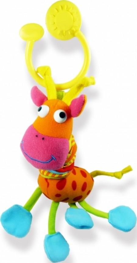 Biba Toys viseća igračka vesela žirafa ( 6220301 )